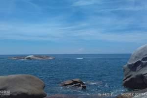 东莞到汕尾红海湾、南海观世音、召贡峡漂流二天游/东莞口岸中旅