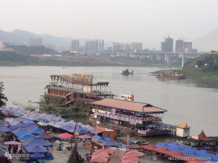 坐公交游重庆——红旗河沟站:磁器口_重庆旅游攻略