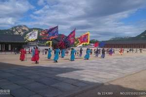 新疆到韩国包机游 乌鲁木齐到韩国首尔 济州8日 浪漫包机游