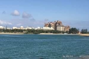 海南旅游、深圳去三亚蜈支洲岛呀诺达百栎国际酒店四天双飞纯玩团