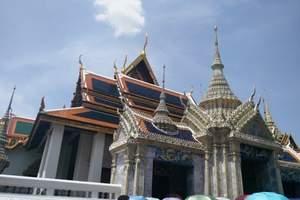云南到泰国旅游:曼芭普双飞8日泰国0自费全景游