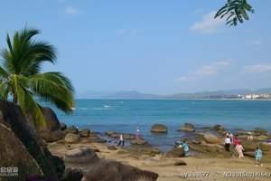 海南亚龙湾热带天堂祈福南山分界洲岛四天双飞团