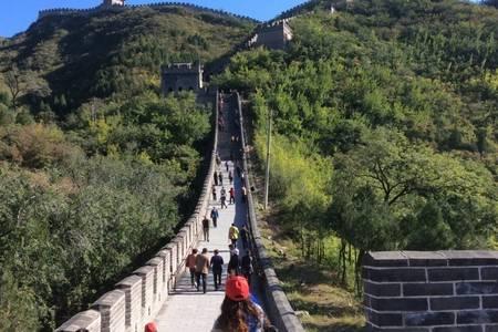 北京旅游、北京自由行深圳报团去北京双城记京津乐六天双飞特惠团