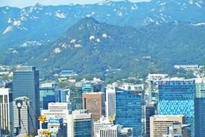 南宁到韩国首尔、永同红酒列车双飞五日游