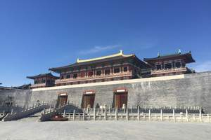 中国湖北襄阳唐城、蜡像馆汽车一日游 南阳去襄阳旅游