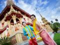 4月青岛到泰国曼谷、美功铁道市场、东芭乐园、水上别墅休闲6日