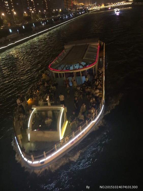 天津海河游船船票特价、天津海河游船船票多少钱