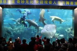 长沙海底世界好玩吗?海底世界门票团购