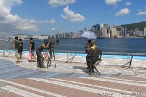 银川出发到香港海洋公园、澳门威尼斯人度假村四日游