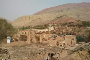 春游吐鲁番、鄯善汽车休闲一日游,春天里的吐峪沟、库姆塔格沙漠