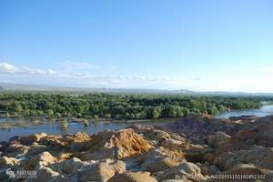 喀纳斯全景深度可可苏里 可可托海 五彩滩 禾木 喀纳斯六日游