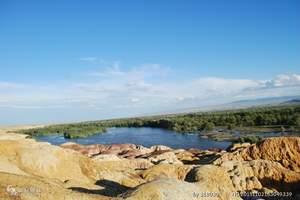 【新疆特色旅游】银川到新疆喀纳斯、魔鬼城、巴音布鲁克13日游