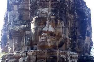 【金牌柬埔寨半自由行】青岛到柬埔寨吴哥窟五星酒店七日半自由行