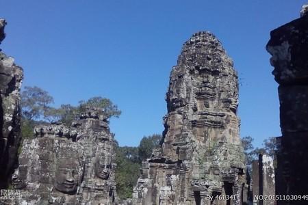 越南柬埔寨连线特价-越南胡志明市+柬埔寨吴哥8日游