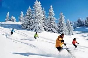 塞北滑雪 塞北旅游 塞北木兰围场乌兰布统草原赏雪6天纯玩团