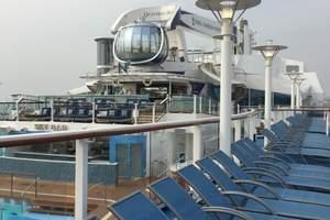 移动的旅游目的地邮轮|邮轮玩什么|上海出发海洋量子号6日游W