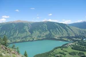 新疆纯玩团 吐鲁番 喀纳斯 可可托海 白哈巴 天池7日游