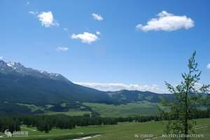 深圳去新疆旅游 喀纳斯、白沙湖/禾木、魔鬼城、吐鲁番双飞7日