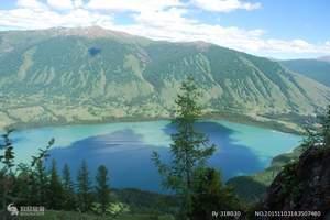 新疆喀纳斯租车游:喀纳斯、吐鲁番、天山天池自由行6日游。