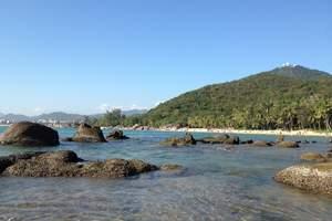 海南五一蜜月旅行 福州到海南双飞5日游 天涯海角在哪里