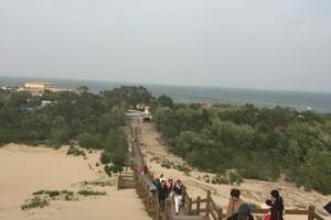 天津到北戴河魔幻3D世界、邮轮观光、黄金海岸滑沙中心汽车二日