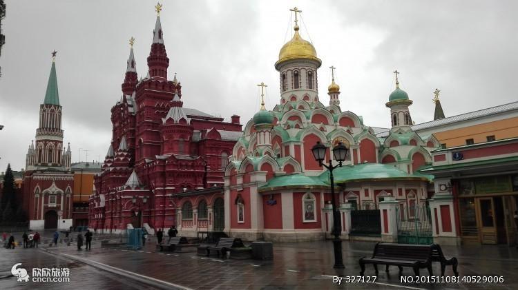 南昌直飞情迷俄罗斯8日莫斯科圣彼得堡深度8天