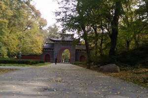 滁州旅游线路报价 扬州到滁州影视城、金甲溪千岩峡森林漂流一日