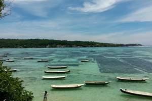 【经典蓝海】巴厘岛5晚7日游 去直回转GA+蓝梦岛出海一日游