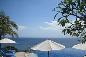 巴厘岛怎么玩 兰州到巴厘岛7日游 住海边国际五星酒店