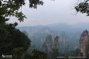 十一青岛到张家界旅游推荐-天门山、玻璃栈道、凤凰古城双飞5日
