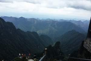 顺德单位员工组织旅游到湖南莽山国家森林公园汽车三天纯玩游