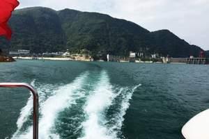 放假去哪里东江湖凤凰岛、高椅岭、永兴银楼、板梁古村二日游