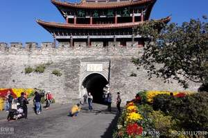 北京到云南昆明、大理洱海、丽江古城、西双版纳野象谷四飞8日游