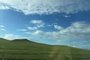 大连到内蒙古草原旅游_内蒙古乌拉盖、银沙湾高铁纯玩4日游
