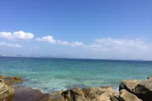 特惠海南三亚天涯海角分界洲岛呀诺达雨林椰田古寨双飞五日游