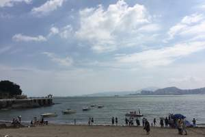 <纯玩>杭州到厦门三日游<住鼓浪屿旅馆 梦幻海岸 帆船出海>