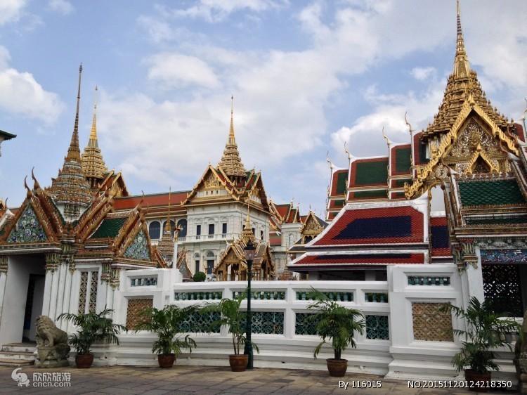 岳阳到泰国曼谷芭提雅六天五晚含夜秀派领队|中国国旅