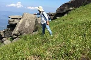 南昌周边旅游攻略_安福科隆生态园 羊狮慕 天子峰 精品二日游