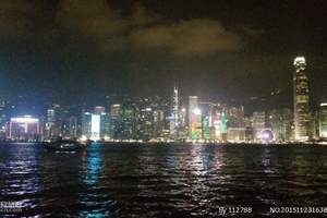 暑期夏令营  西安直飞香港夏令营五天游 无购物无自费
