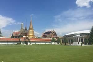重庆到泰国曼谷旅游-曼巴纯玩6日游-TG白班机-入住3晚国五