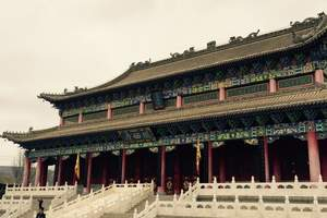 李氏宗亲与西部文化之旅(一)宝鸡天水陇西通渭兰州5日行程