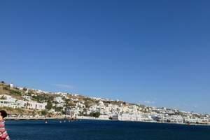中国国旅自组团-厦门出发去希腊一地浪漫深度10日游