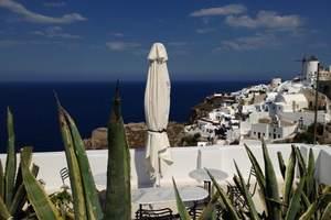 南昌到希腊旅游|南昌到希腊爱情海(悬崖酒店)八日游