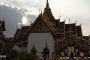 泰国旅游、泰国曼谷·芭堤雅·大城府六天品质游(无自费)