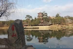 北京自带车到承德避暑山庄+普宁寺、布达拉宫景区二日游
