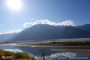 西藏桃花节双飞7日游 北京到西藏跟团游 拉萨自驾游 西藏旅游