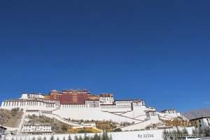 西藏旅游\拉薩\大昭寺\魯朗林海\大峽谷\南伊溝11日深度游