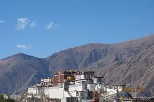 西藏桃花节武汉到拉萨 林芝  桃花沟藏民家访 羊湖双卧11天