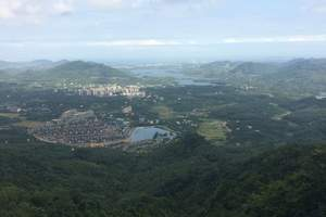 郑州到海南三亚分界洲、南山、呀诺达双飞5日游-三亚蜜月