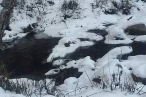 哈尔滨雪乡雪谷穿越纯玩户外二日游 雪谷小穿越 雪谷滑雪不限时